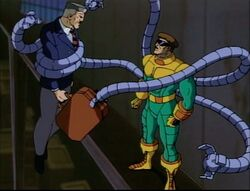 Doctor Octopus Doesnt Do Requests