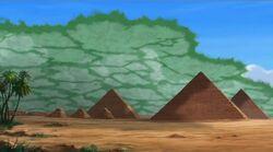 Egypt Energy Field UA2