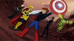Next Avengers NAHT
