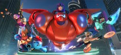 Big Hero 6 BH6