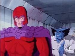 Beast Declines Magneto Help