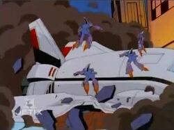 Solaris Two Crashes