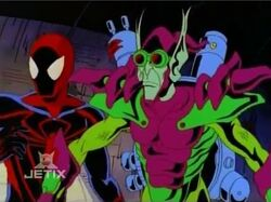 Spider-Man Goblin CE