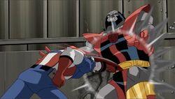 Captain America Kills Terrax AEMH