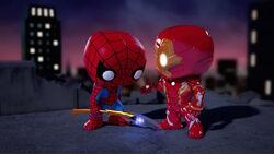 Iron Man Demands Scepter SBD