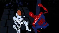 Spidey Berates Turbo Jet SMTNAS