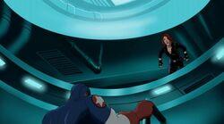 Widow Chases Cap UA2