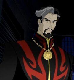 Doctor Strange (Doctor Strange Sorcerer Supreme)