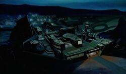 Gamma Base Night