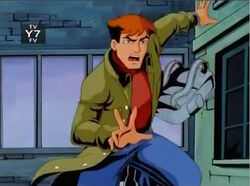 Peter Runs to Save Shane
