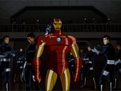 SHIELD Arrests Iron Man AEMH