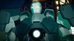 War Machine (Iron Man Armored Adventures)