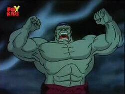 Grey Hulk Intro