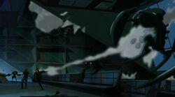 Fury Widow Defend Control Room UA