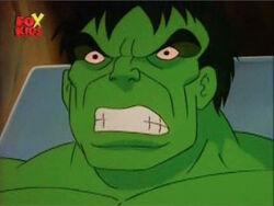 Hulk First Speaks