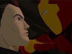 Iron Man Harkov Argue IMAA