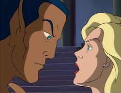Namor Meets Invisible Woman