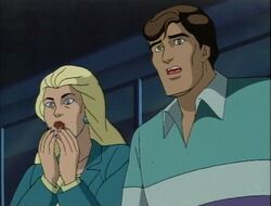 Anastasia Peter Shocked by Jameson