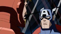 Cap Gives Tony Look AEMH