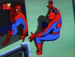 Spider-Man Finds Spider-Flash