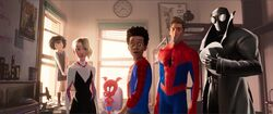 Spider-Heroes SMITSV