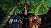 Widow Leads Avengers UA2