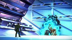 Avengers Teleport to SHIELD UA2