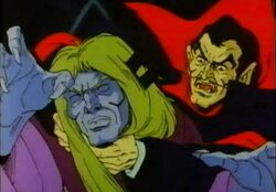 Dracula Chokes Priest DSD