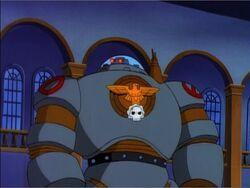 Nazi Andre Robot