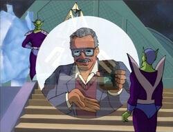 Stan Lee Uses Language Converter