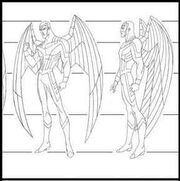 Archangel Age of Apocalypse WXM Concept