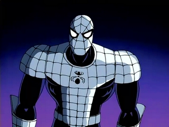 Spider-Man (Armored) | Marvel Animated Universe Wiki