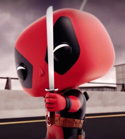 Deadpool Sword CMCG