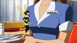 Wasp Sees Corrina Nametag AEMH