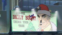 Bugle Billboard Christmas SSM