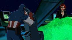 Cap Widow Scan Wakanda UA2