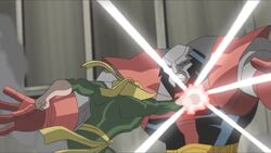 Iron Fist Punches Terrax AEMH