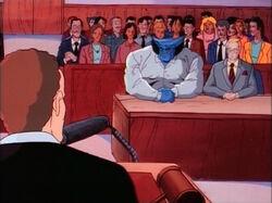 Judge Sees Beast Hodge