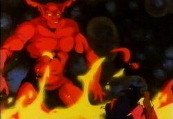 Satan Traps Dracula DSD