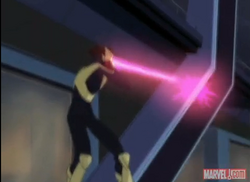 Cyclops' powers uncontrollable XME