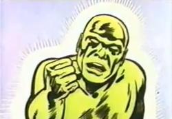 Radioactive Man (MSH)