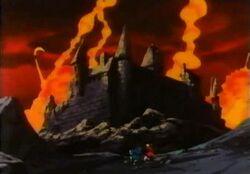 Castle Destroyed DSD