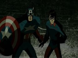 Cap Bucky See Cyclops AEMH