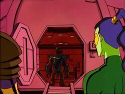 Gamora Meets Glenn