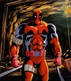 Morph as Deadpool
