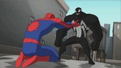 Spider-Man Surrenders to Venom SSM