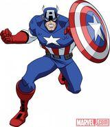 Captain America (Yost Universe)