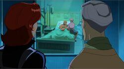 Widow Bucky Watch Steve Gail UA