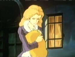 Elizabeth Comforts Emily MOF