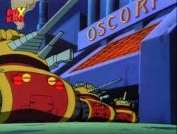 OsCorp Robot Tanks